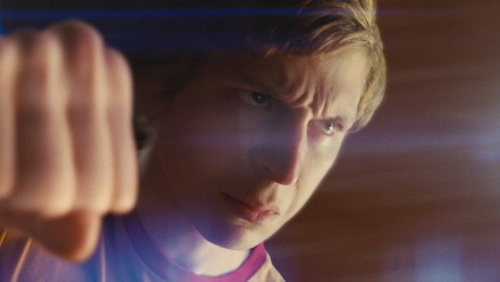 SCOTT PILGRIM Michael Cera super fighter