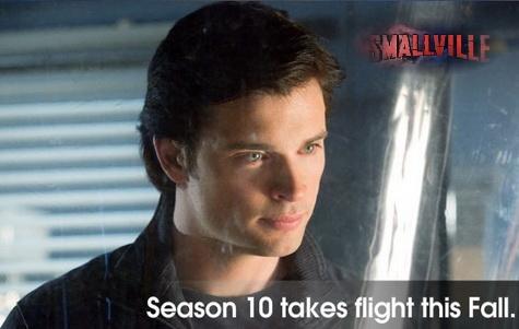 SMALLVILLE Season 10 - Tom Welling stars as Clark Kent