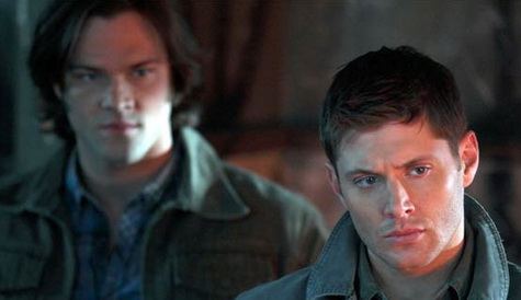 SUPERNATURAL starring Jensen Ackles and Jared Padalecki