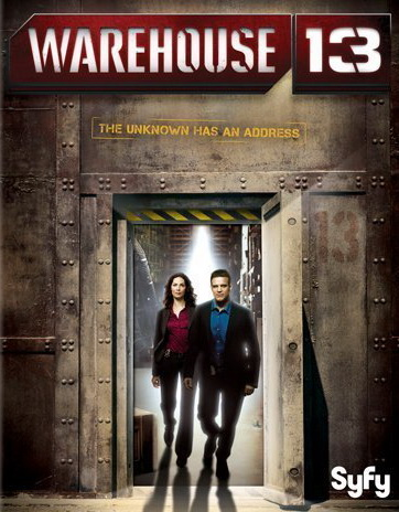 WAREHOUSE 13 on SYFY Channel