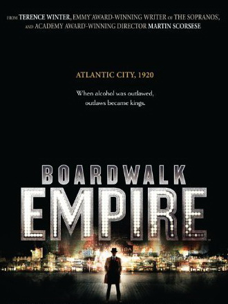 Boardwalk Empire on HBO