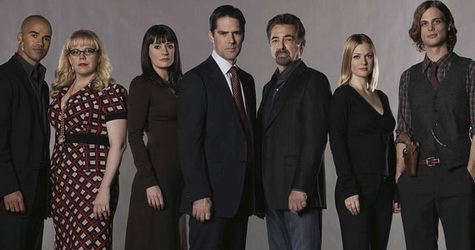 Criminal Minds season 6 promo art
