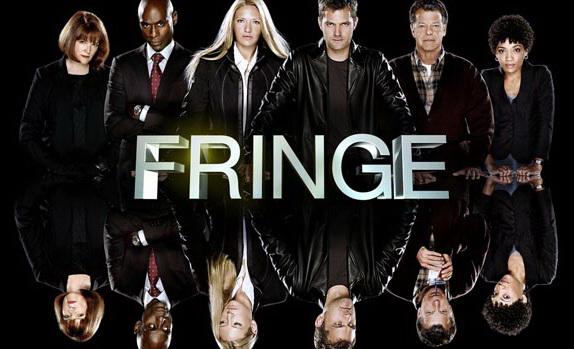FRINGE billboard promo art for season 3