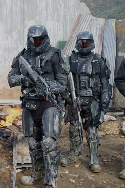 HALO Live Action cast