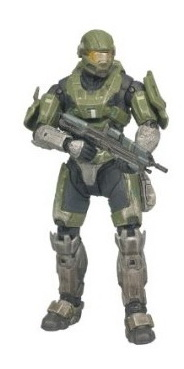 HALO Reach Series 1 Action Figure from McFarlane Toys