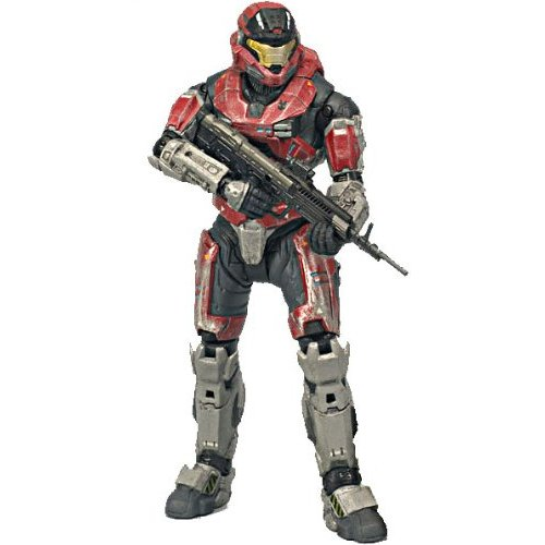 Halo Reach Brick Steel  Spartan Action Figure from McFarlane Toys
