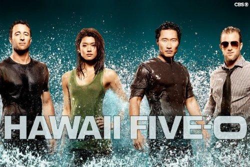 Hawaii Five-0 promo art