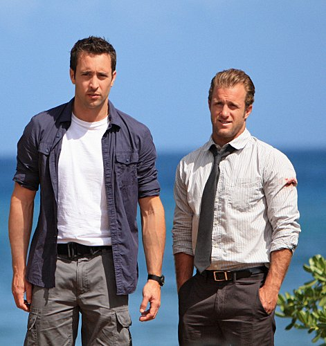 Hawaii Five-0 promo with Alex O'Loughlin and Scott Caan