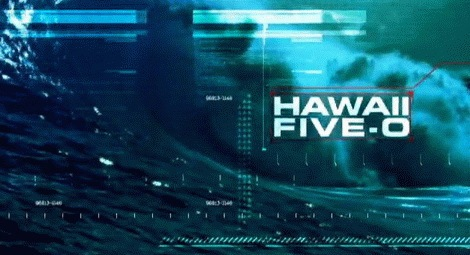 Hawaii Five 0 Logo