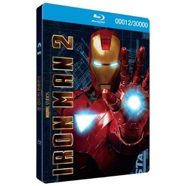 IRON MAN 2 DVD BD