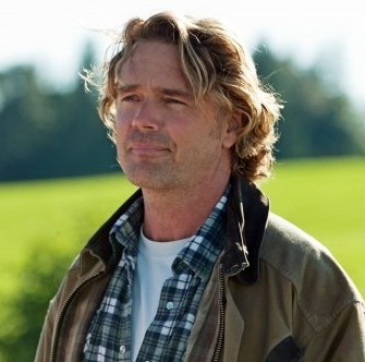 John Schneider in Smallville