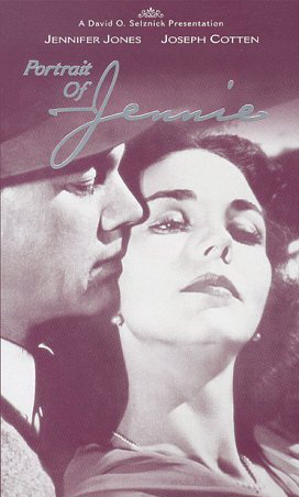 Portrait of Jennie (1948) starring Jennifer Jones and Joseph Cotton