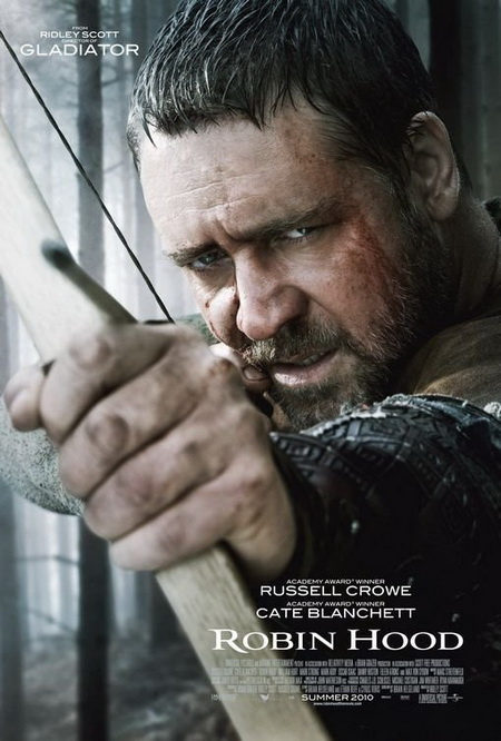 Robin Hood starring Russell Crowe