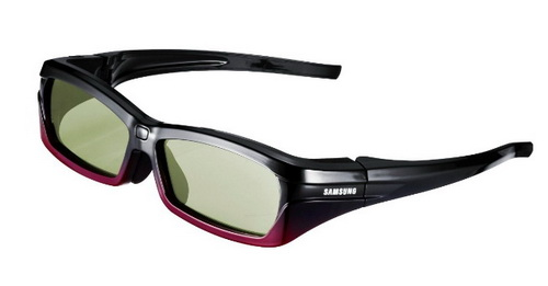 Samsung Rechargeable 3D Glasses