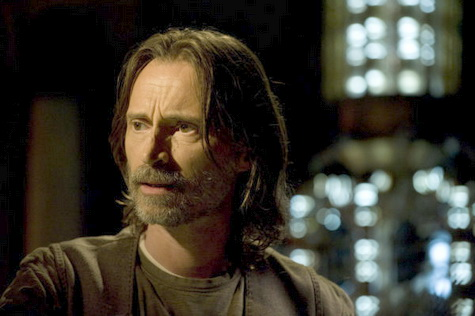 Stargate Universe Robert Carlyle in episode Aftermath