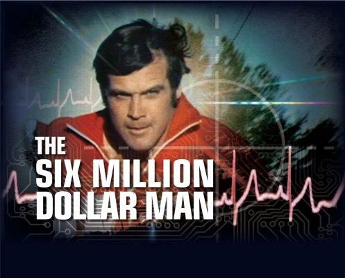The Six Million Dollar Man TV Series