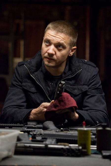 The Town with Jeremy Renner