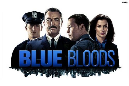 Blue Bloods on CBS starring Tom Selleck