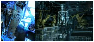 Caprica A Cylon assembly line