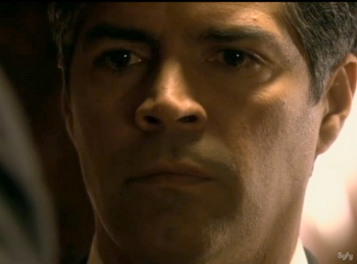 Caprica Joseph Adama, played by Esai Morales