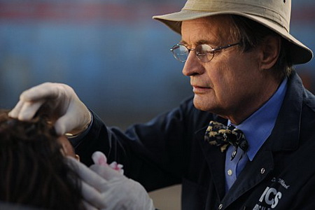 David McCallum in NCIS