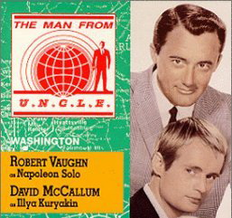 David McCallum in The Man from U.N.C.L.E.