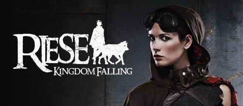 Riese Kingdom Falling on the Syfy Channel Web
