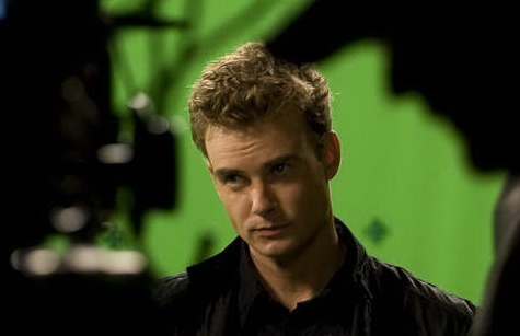 Robin Dunne in Sanctuary on the Syfy Channel
