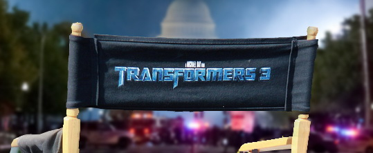 Transformers 3 from Michael Bay