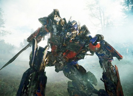 Transformers 3 coming soon from Michael Bay