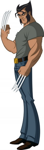 Wolverine and the X-Men - Wolverine
