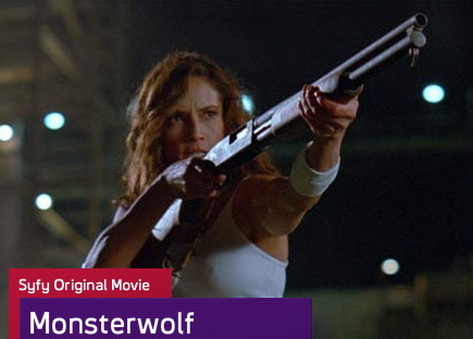 Monsterwolf on Syfy Channel