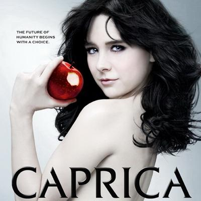CAPRICA TV Series w Alessandra Torresani as Zoe Greystone