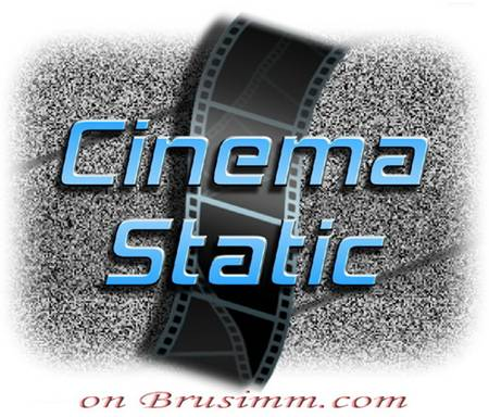 Cinema Static on Brusimm logo