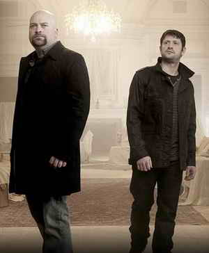 Ghost Hunters on the Syfy Channel