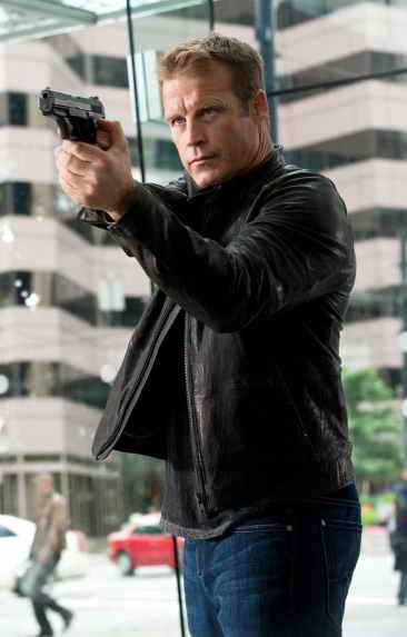 Human Target w Mark Valley