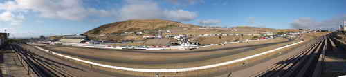 Infineon Raceway Panoramic view