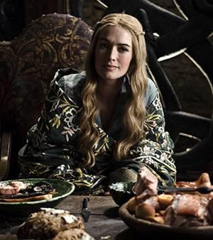 Lena Headey as Queen Cersei Baratheon in Game of Thrones
