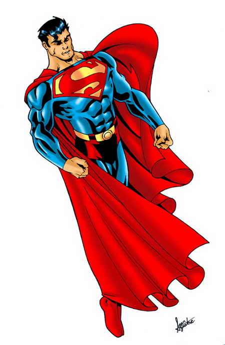 Superman by Sean Izaakse