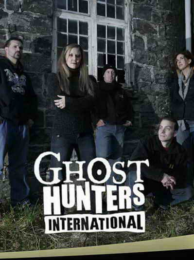 Syfy Channel's Ghost Hunters International