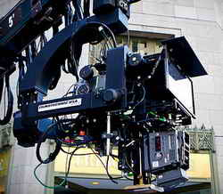 Transformers 3 Sony Pace 3D Camera