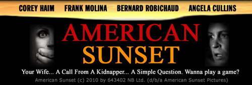 American Sunset with Corey Haim