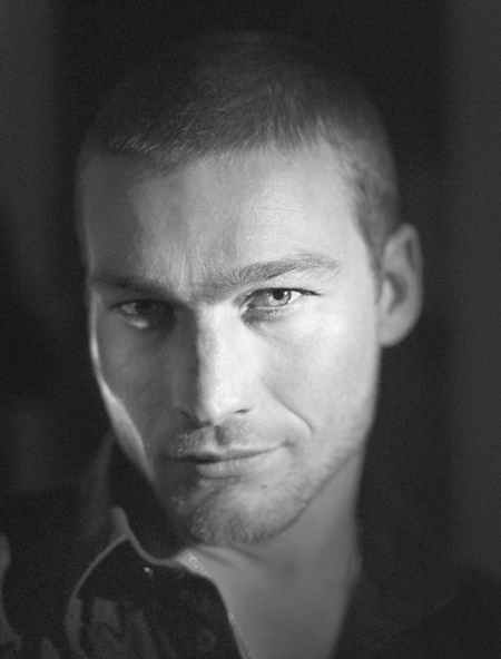 Andy Whitfield promo head shot