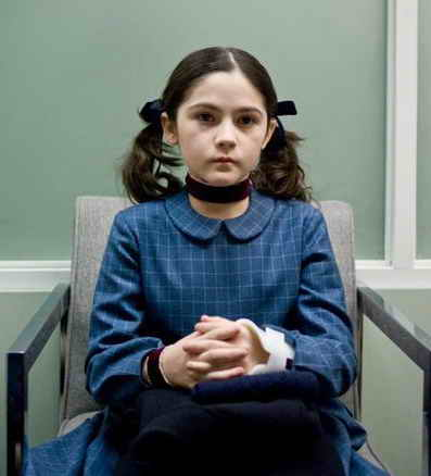 Orphan with Isabelle Fuhrman