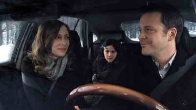 Orphan with Vera Farmiga, Peter Sarsgaard and Isabelle Fuhrman
