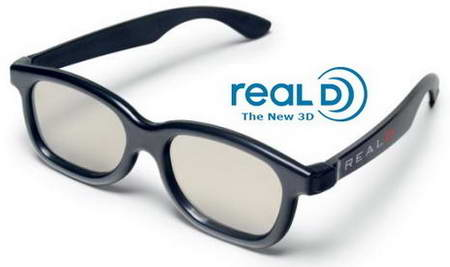 Real 3D - 3D Movie Experience