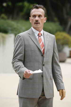 Robert Knepper as T-Bag in Prison Break and soon, in Breakout Kings