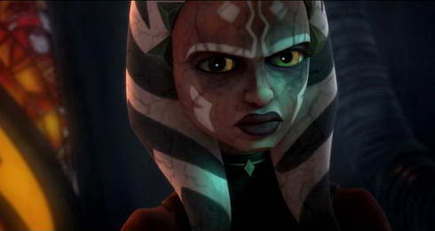 Star Wars The Clone Wars Season 3 Sneak Peek, Ahsoka Tano