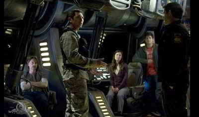 Stargate Universe - Resurgence 01 - Lou Diamond Phillips