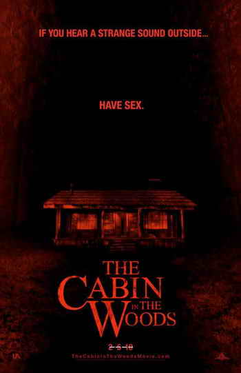 The Cabin in the Woods - Have Sex (A movie from Joss Whedon and Drew Goddard)